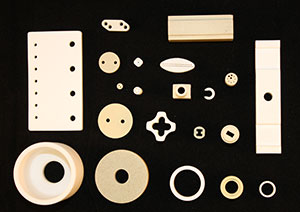 Advanced Ceramic Materials - Preforms and Inserts