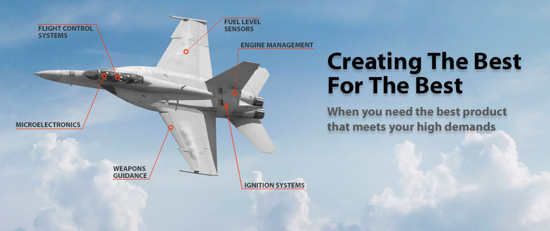 Glass & Ceramic Materials for Aerospace Industry