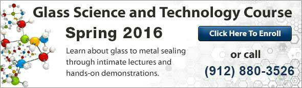Glass Science & Technology Course